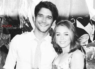 Tyler Posey Miley Cyrus